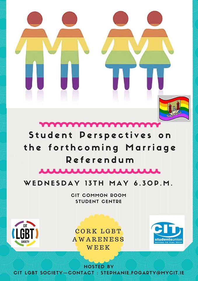 CIT public talk marriage referendum